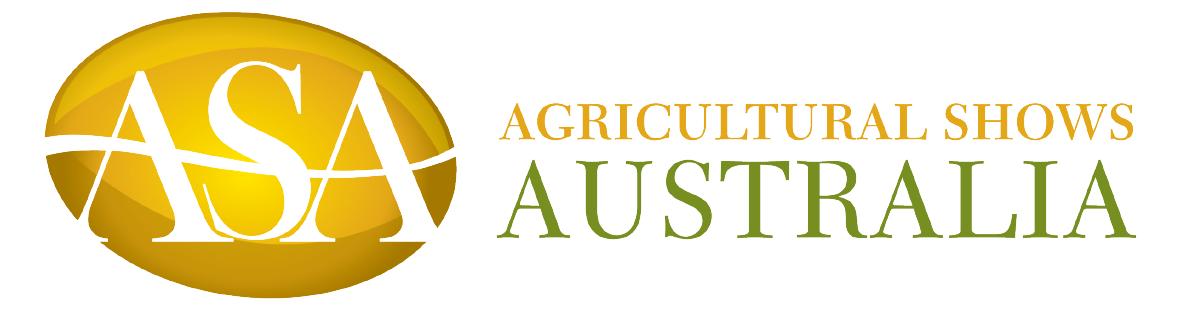 ASA - Agricultural Shows Australia