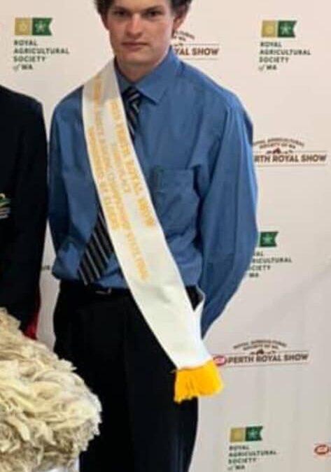 Meet Young Meat Sheep Breeds Judge Brendan Lamont (WA)
