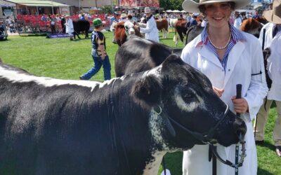 Meet Young Beef Cattle Judge Grace Burns (NSW)