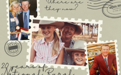 Where are they now? A catch up with 2004 National Rural Ambassador Ben Drynan