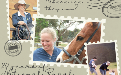 Where are they now? A catch up with 2013 National Rural Ambassador Prue McCormack (nee Capp)